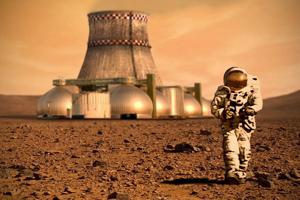 Mars One - Mission Impossible 2.0
